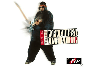 Popa Chubby - Popa Chubby Live At Fip [CD]
