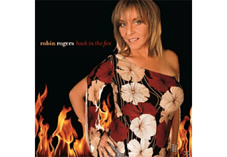 Robin Rogers - Back In The Fire - (CD)