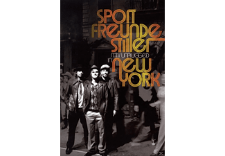 Sportfreunde Stiller - Mtv Unplugged In New York - (DVD)