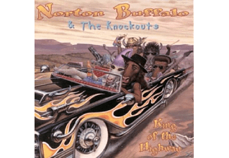 Norton Buffalo - King Of The Highway - (CD)