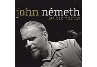 John Nemeth - MAGIC TOUCH - (CD)