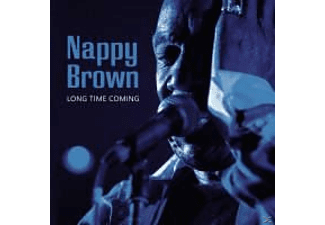 Nappy Brown - LONG TIME COMING - (CD)
