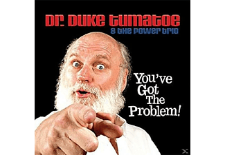 DR. DUKE Tumatoe - YOU VE GOT THE PROBLEM! - (CD)