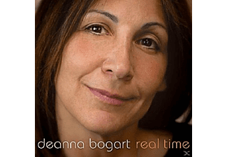 Deanna Bogart - Real Time - (CD)