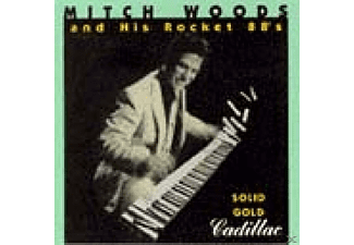 Woods Mitch - Solid Gold Cadillac - (CD)
