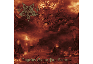 Dark Funeral - Angelus Exuro Pro Eternus (Re-Issus+Bonus) [CD]
