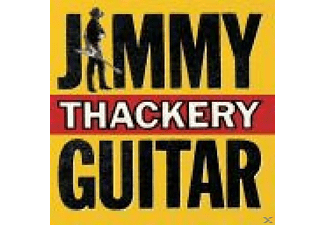 Jimmy Thackery - Guitar 180g - (Vinyl)