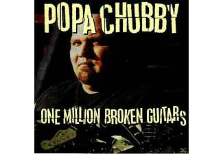 Popa Chubby - One Million Broken Guitars [CD]