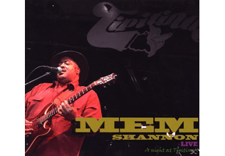 Mem Shannon - Live-A Night At Tipitina's - (CD)