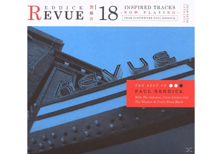 Paul Reddick - REVUE-THE BEST OF PAUL - (CD)