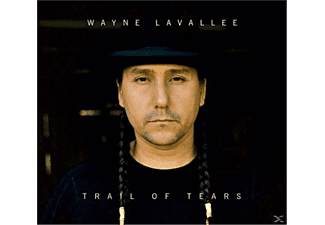 Wayne Lavallee - Trail Of Tears [Digipack] - (CD)