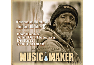 VARIOUS - What Can Na Old Man Do...But Sing.. - (CD)