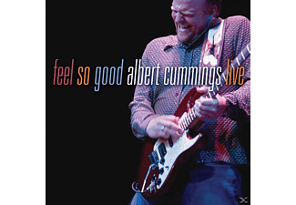 Albert Cummings - Feel So Good - (CD)