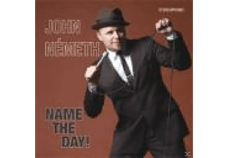 John Nemeth - Name The Day! - (CD)
