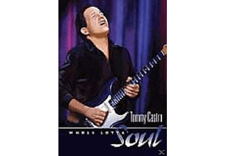 Tommy Castro - Whole Lotta Soul - (DVD)