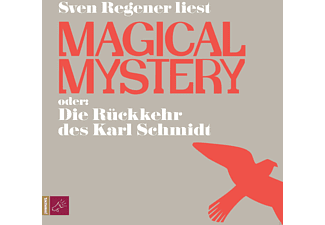 MAGICAL MYSTERY - (CD)