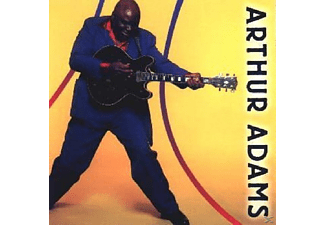 Arthur Adams - Back On Track - (CD)
