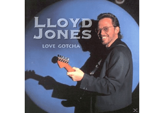 Lloyd Jones - Love Gotcha - (CD)