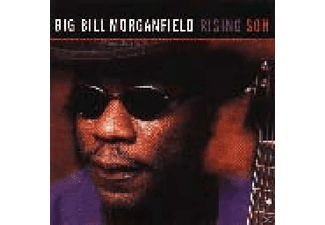 Big Bill Morganfield - Rising Son - (CD)