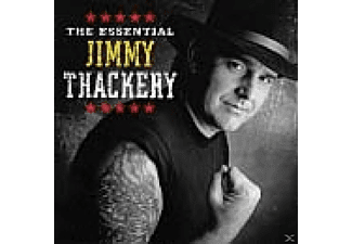 Jimmy Thackery - The Essential Jimmy Thackery - (CD)