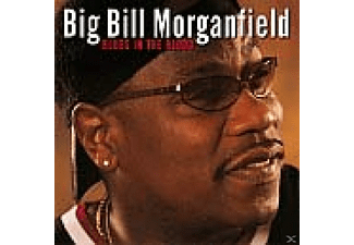 Big Bill Morganfield - Blues In The Blood - (CD)