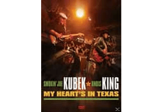 Bnois King - My Heart's In Texas [DVD]