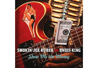 Bnois King - Show Me the Money - (CD)