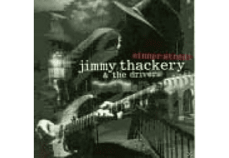 Jimmy Thackery - Sinner Street - (CD)