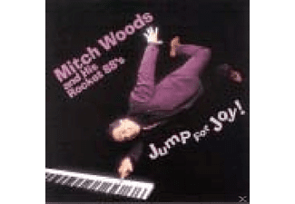 Mitch & His Rockets 88's Woods - Jump For Joy - (CD)