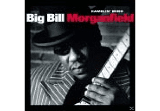 Big Bill Morganfield - Ramblin  Mind - (CD)