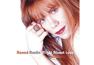 Renee Austin - Right About Love - (CD)