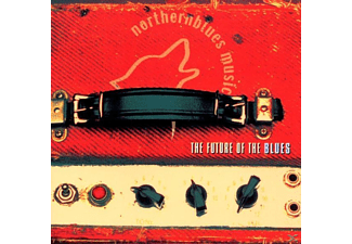 VARIOUS - FUTURE OF THE BLUES - (CD)
