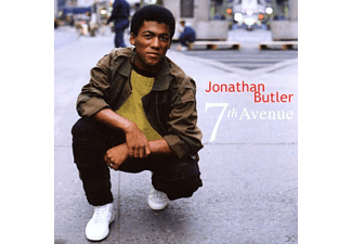 Jonathan Butler - 7th Avenue [CD]