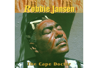 Robbie Jansen - The Cape Doctor - (CD)