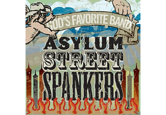 The Asylum Street Spankers - God's Favorite Band - (CD)