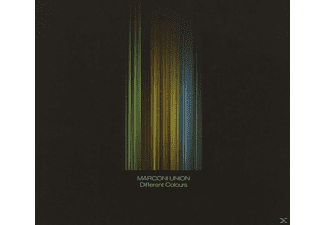 Marconi Union - Different Colours - (CD)