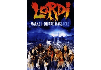 Lordi - Market Scare Massacre - (DVD)
