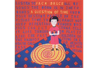 Jack Bruce - A Question Of Time (Remastered) [CD]