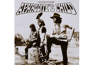 Aphrodite S Child - It's Five O'clock (Expanded+Remastered) - (CD)
