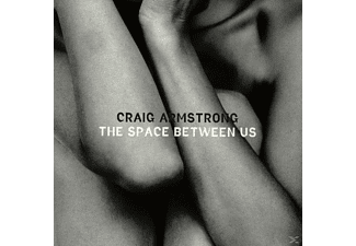 Craig Armstrong - THE SPACE BETWEEN US - (CD)