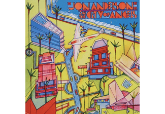 Jon Anderson - In The City Of Angeles (Expanded+Remaste - (CD)