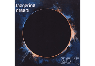 Tangerine Dream - Zeit (Remastered+Expanded 2cd Edition) - (CD)