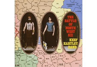 Brüder Rehm, Keef Band Hartley - The Battle Of North West Six - (CD)