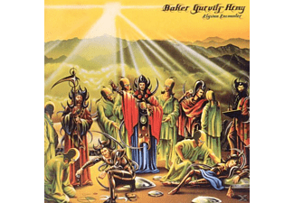 Baker Gurvitz Army - Elysian Encounter (Expanded+Remastered) - (CD)
