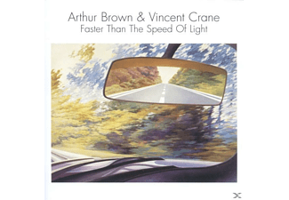 Arthur & Vincent Crane Brown - Faster Than The Speed Of Light (Remast.) - (CD)