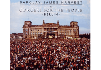 Barclay James Harvest - Concert For The People (Berlin) - (CD)