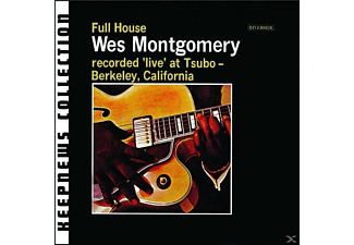 Wes Montgomery - Full House (Keepnews Collection) [CD]