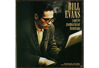 Bill Evans - You're Gonna Hear From Me - (CD)