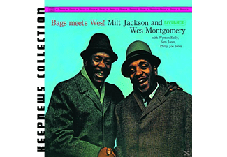 Wes Montgomery, Jackson, Milt / Montgomery, Wes - Bags Meets Wes (Keepnews Collection) [CD]