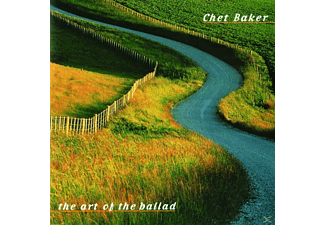 Chet Baker - The Art Of The Ballad [CD]